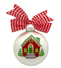 GB040 - Our 1st Home Glass Ball Christmas Ornament
