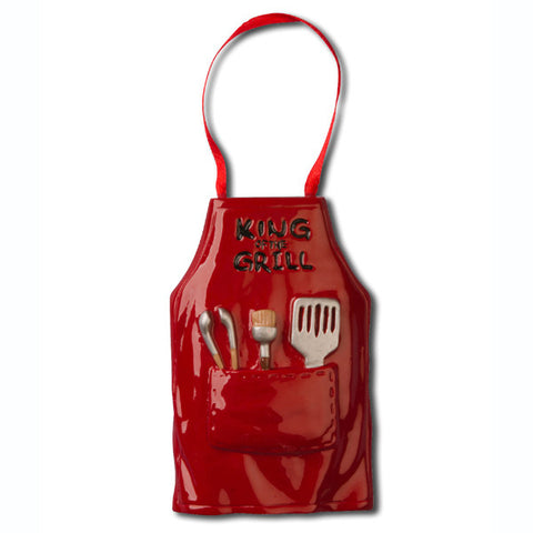 OR1022 - King of The Grill Apron