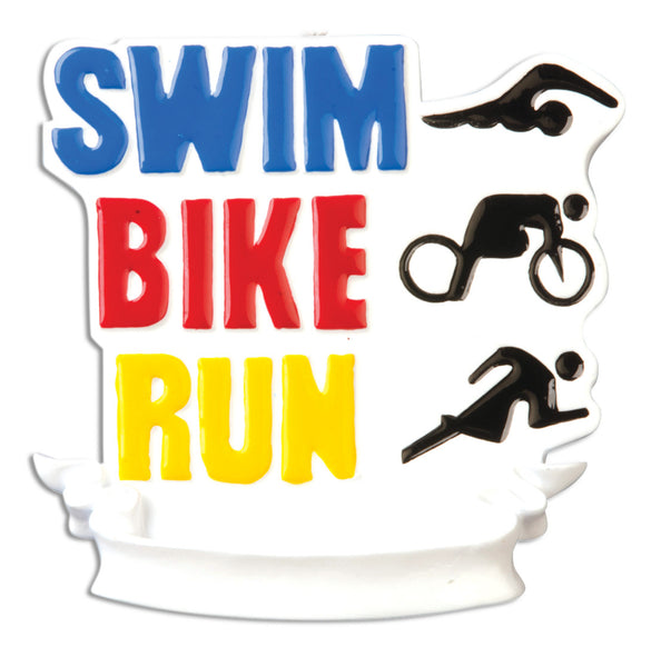 OR1062 - Fitness/Triatholon-Swim, Bike, Run