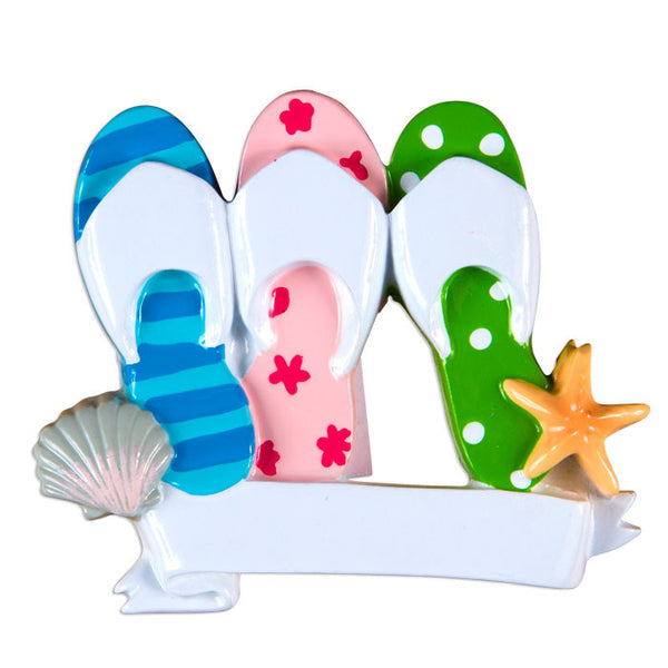 OR1088-3 - Flip Flop Family of 3