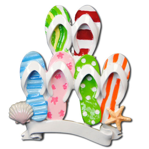 OR1088-6 - Flip Flop Family of 6