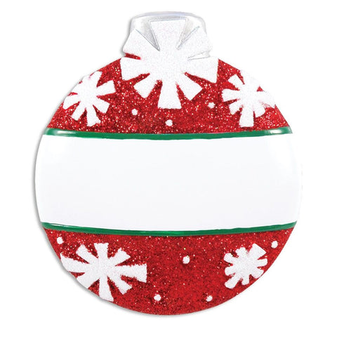 OR1434-A - Christmas Ball Assortment