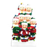 OR1521-7 - Tangled In Lights (family of 7) Christmas Ornament