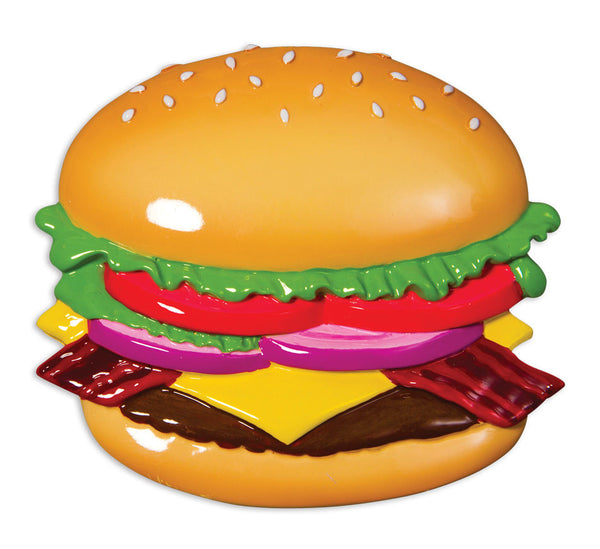 OR1542 - Burger Christmas Ornament