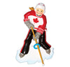 OR1559 - Ringette Christmas Ornament