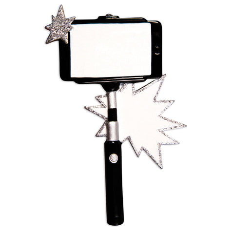 OR1563 - Selfie Stick Christmas Ornament