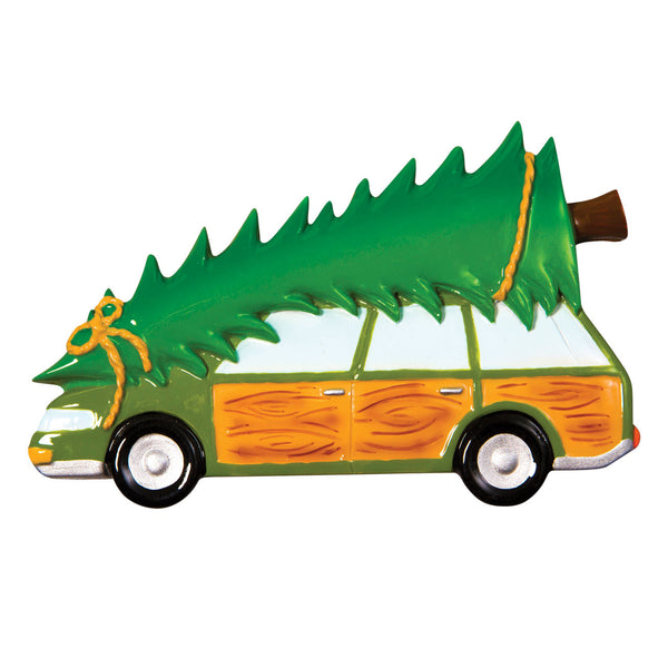 OR1565 - Family Truckster/Station Wagon Christmas Ornament