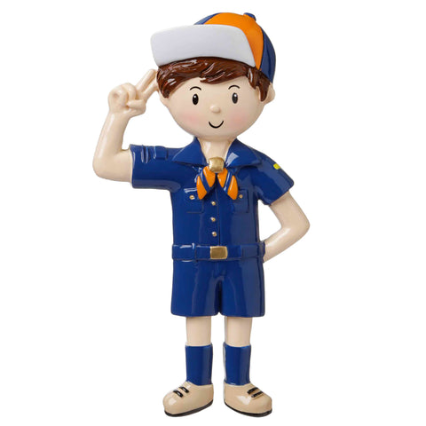 OR1655-CS - CHILD - BOY'S CLUB - BLUE UNIFORM