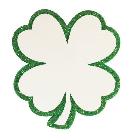 OR1677 - 4 Leaf Clover Personalized Christmas Ornament
