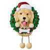 OR1712-GD - Golden Doodle (Pure Breed) Personalized Christmas Ornament