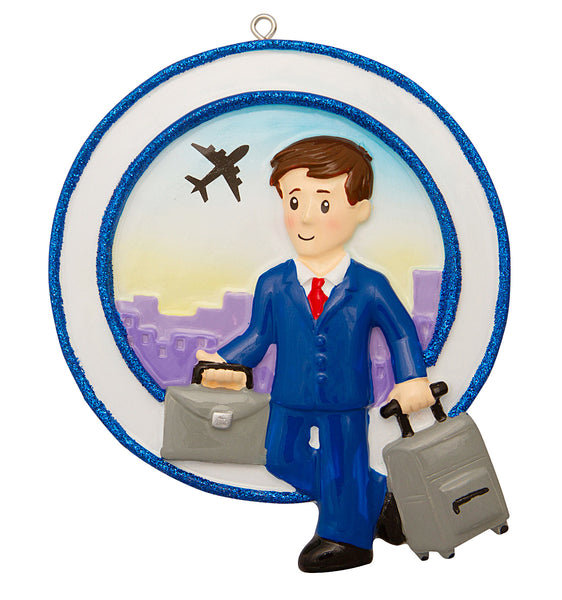 OR1809-M - Occupation - Business Travel - Male