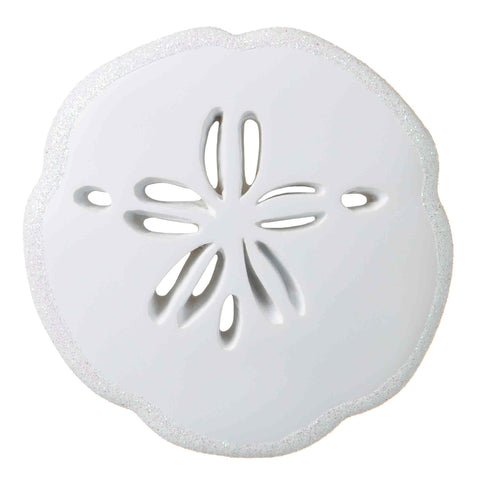 OR1840 - Sand Dollar Personalized Christmas Ornament