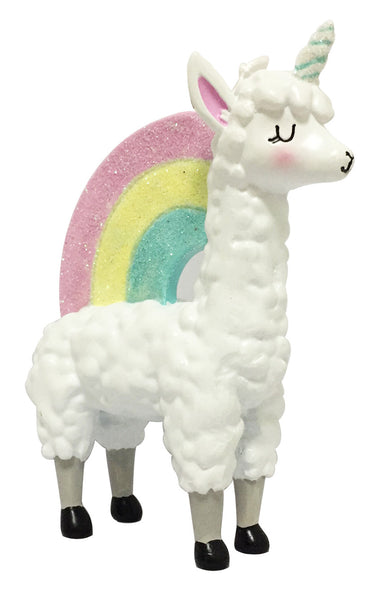 OR2167 - Llamacorn Personalized Christmas Ornament