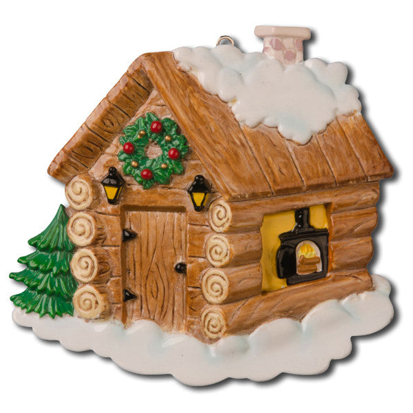 OR998 - Log Cabin