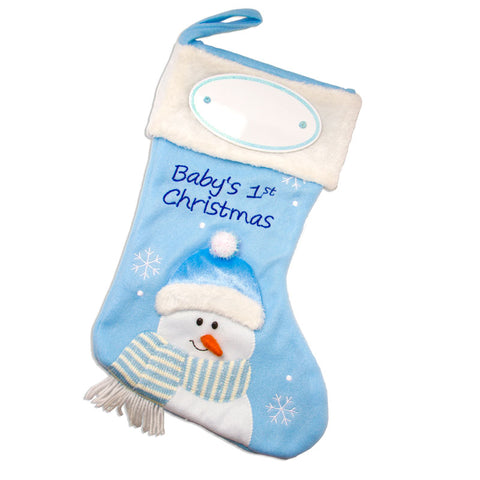 PBS143 BB - Baby's First Christmas Stocking