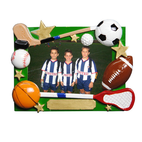 PF1051 - Sport Frame Picture Frame Ornament