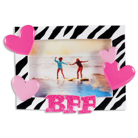 PF1317 - BFF Frame Personalized Picture Frame