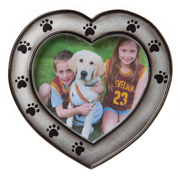 PF1710-W/O - Friends Forever Picture Frame without Bone Personalized Christmas Ornament