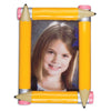 PF932 - Pencil Frame Personalized Christmas Ornaments
