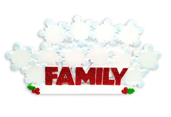 TT1524-12 - Family (12) Table Topper
