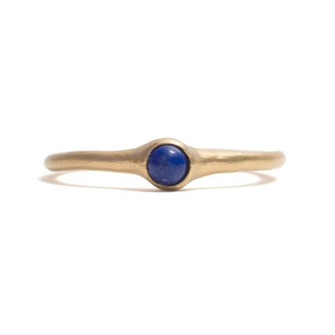 Moyen Lapis Lazuli Ring by David Neale