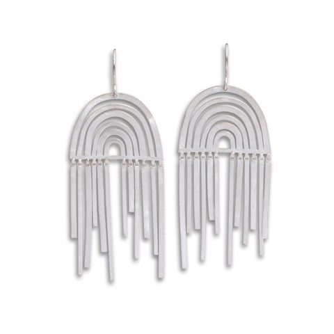 Large Shift Earrings