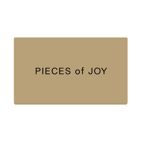 Gift Card by Pieces of Eight Gallery