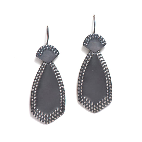 Modern Warrior Earrings