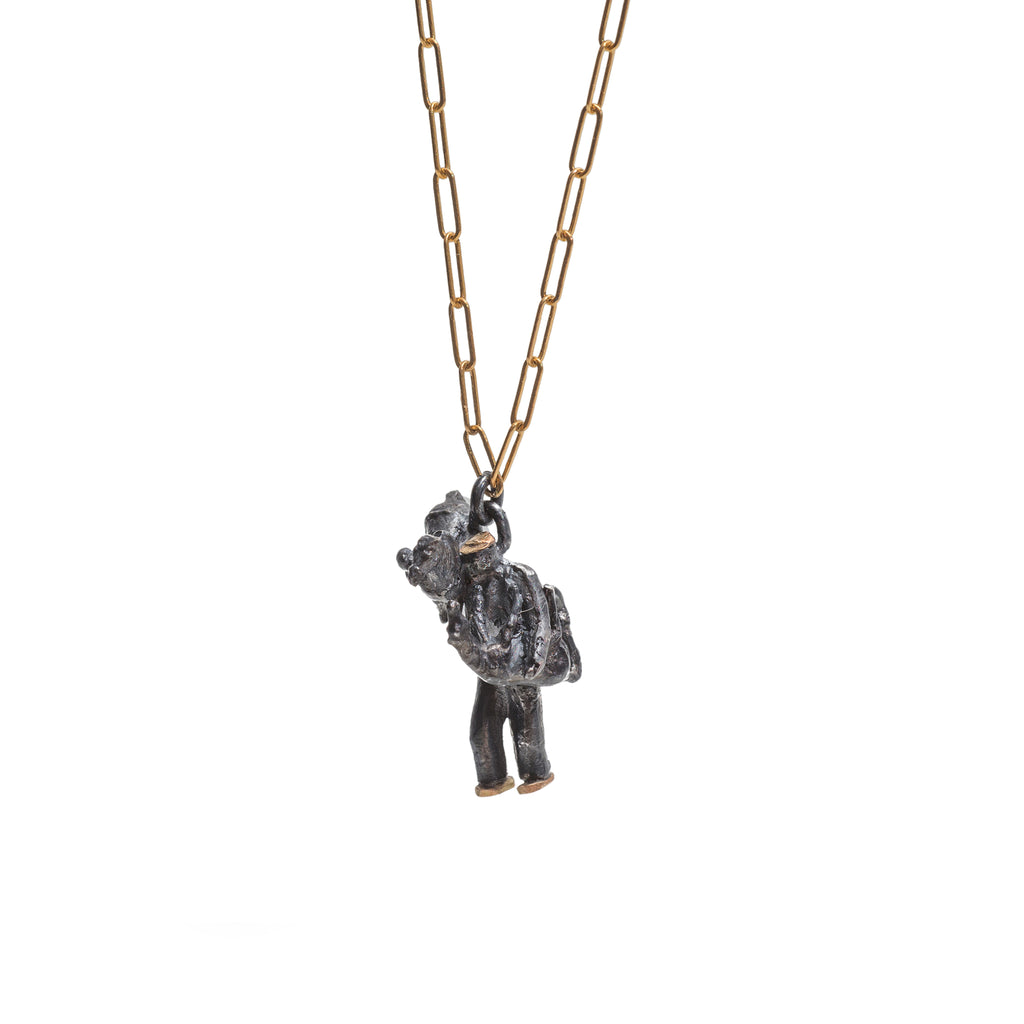 Hold Your Horses Pendant