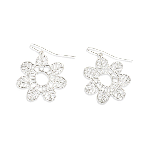 Prime Flower Earrings