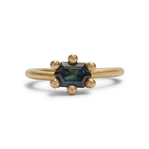 Colombia Ring by Tessa Blazey