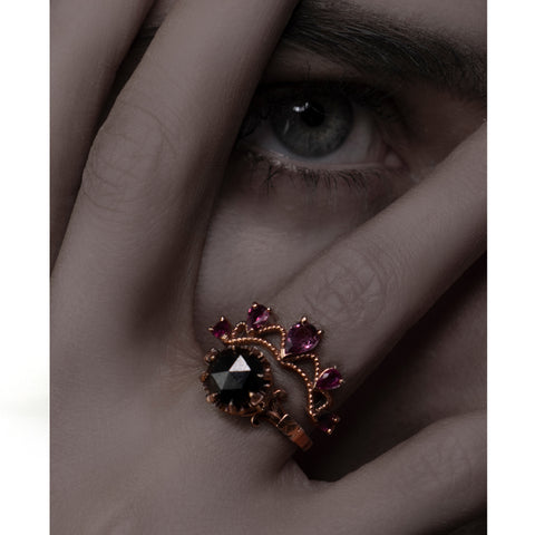 Aphrodite's Tears Ring