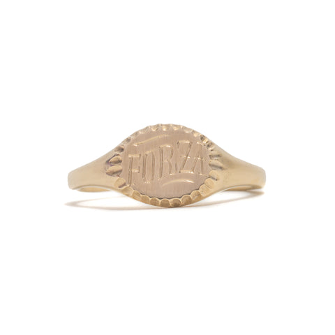 Forza Ring by Anna Marrone