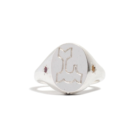 Laccio Ring by Anna Marrone