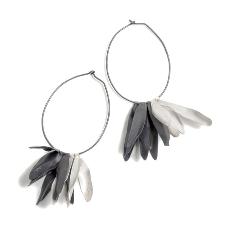 Shedding Bark Earrings by Belinda Esperson