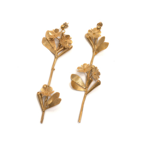 Spring Grande Earrings by David Neale