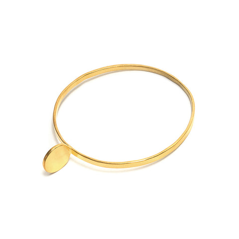 Ulno Disc Bangle by David Neale