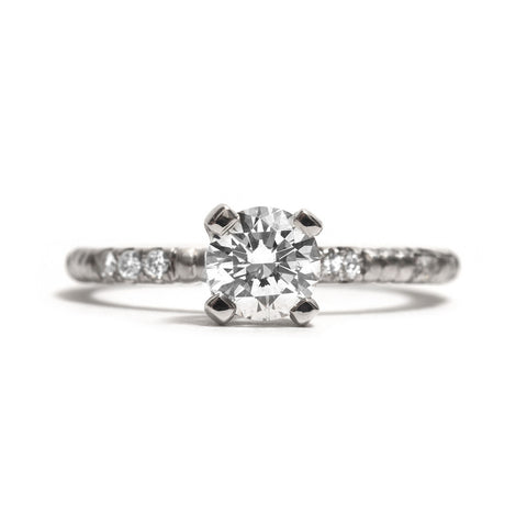 Flourish Diamond Ring