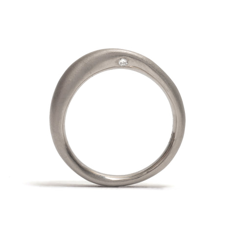 Turning Point Diamond Ring