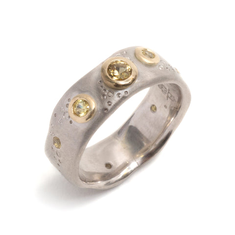 Trails & Traces Ring