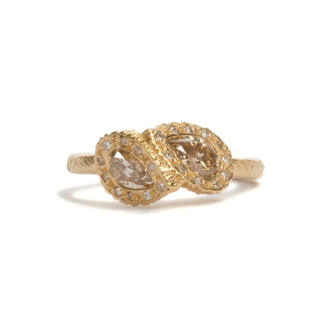 Ensemble Diamond Ring by Karla Way