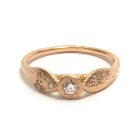 Precious Two Tails Ring