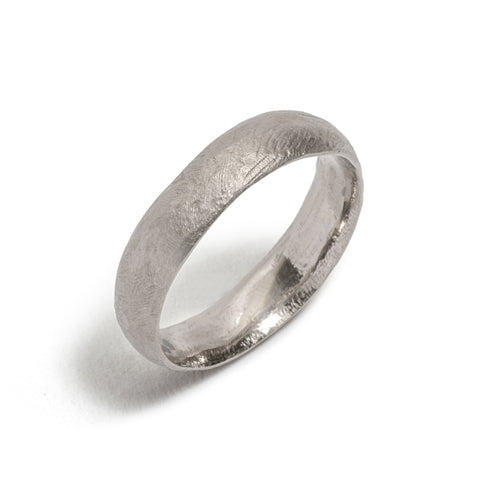 File Mark Wedding Ring
