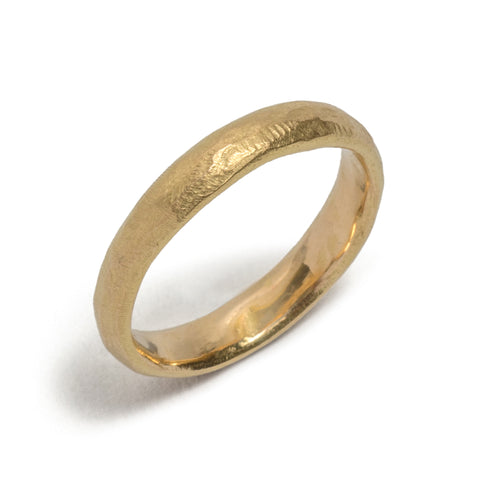Half Round Wedder Ring
