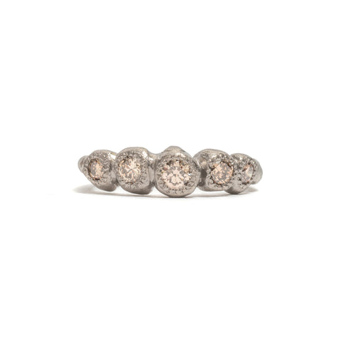 Trousseau Ring by Katherine Bowman