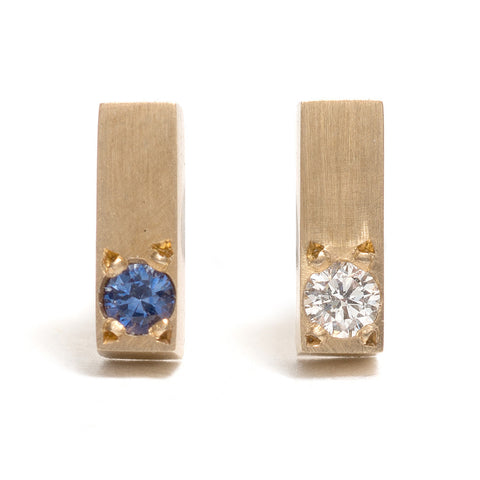 Petite Bar Earrings