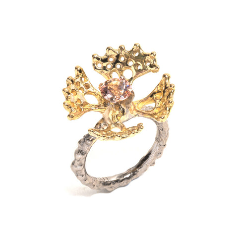 Gold Fusion Ring