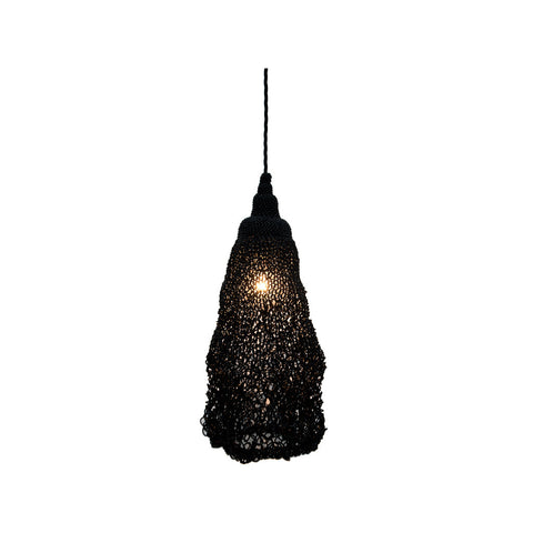 Black Chrysalis Light by Lyn & Tony