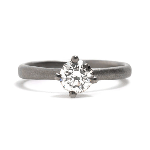 The One Solitaire Ring
