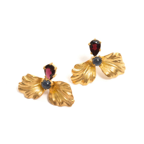 Wing and Jewels Earrings